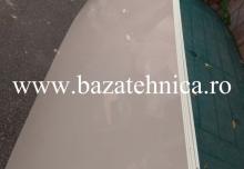Placa PP polipropilena dim 4X1000X2000 mm