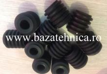 Amortizor cuplaj din poliuretan pentru bolt, dimensiuni fi 43 x fi 19 x h 45 mm