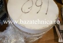 Bara teflon fi 160x lungime 150 mm, Greutate 9.3 kg
